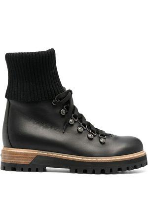 LE SILLA High-Top-Sneakers aus Wildleder