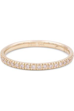 Sydney Evan Damen Ringe - Ring Eternity aus 14kt Gelbgold mit Diamanten