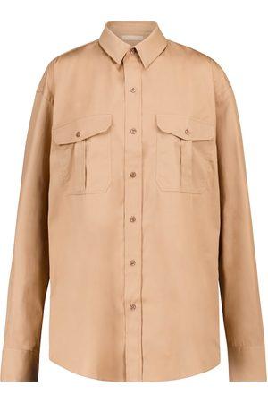 WARDROBE.NYC Release 03 Hemd aus Baumwolle