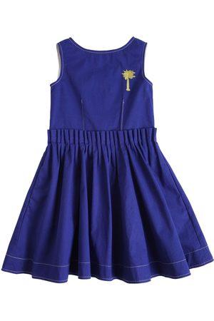Marni Kleid Aus Baumwollgabardine