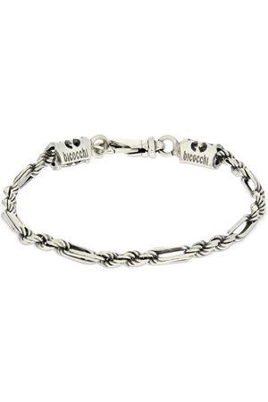 EMANUELE BICOCCHI Herren Armbänder - Kettenarmband Mit Seil- Und Ovalen Gliedern