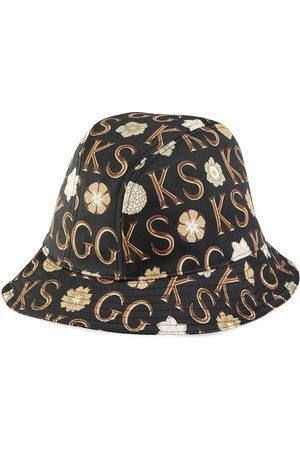 Gucci X Ken Scott Fischerhut mit Monogramm
