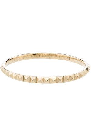 JACQUIE AICHE Damen Armbänder - 14kt Gelbgoldarmband mit Diamanten