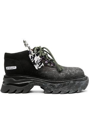 OFF-WHITE Sneaker-Boots mit breiter Sohle
