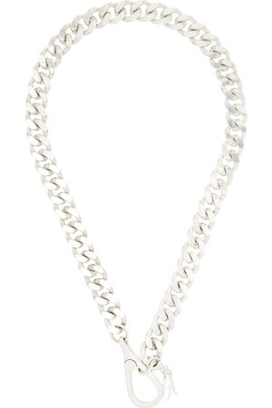 Hatton Labs Sterling silver XL Cuban chain necklace