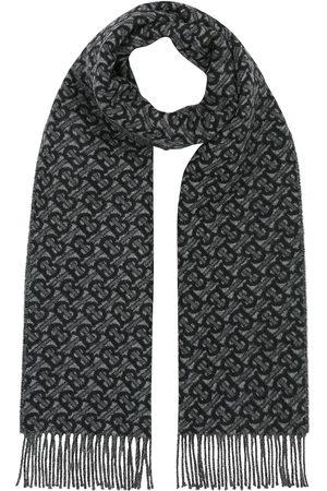 Burberry Monogram jacquard scarf