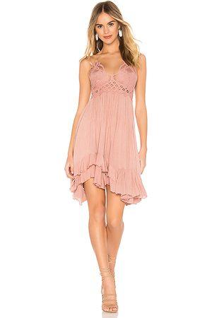 Free People Adella Slip Dress in . Size XS.