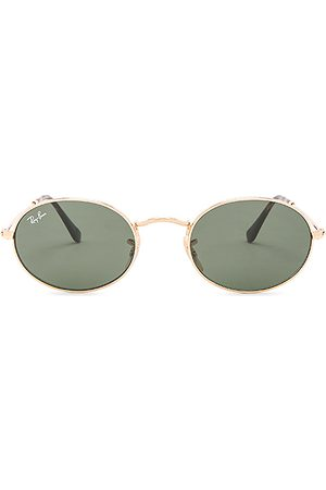 Ray-Ban Oval Flat in .