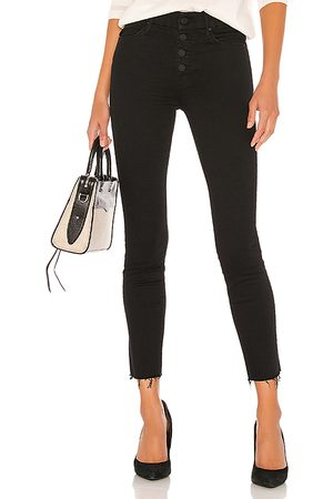 Mother Damen The Pixie Ankle Fray. Size 27.