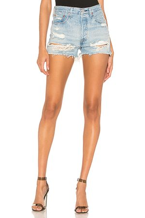 Levi's 501 High Rise Short in . Size 25, 26, 27, 28, 29, 30, 31.