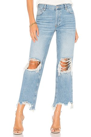 Free People Maggie Straight Jean in . Size 25, 26, 27, 28, 29, 30, 31.