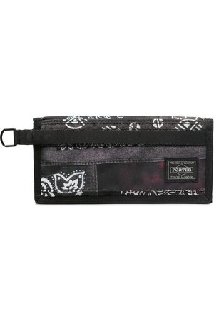 NEIGHBORHOOD X Porter bandana long wallet