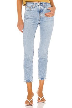 Levi's Wedgie Icon Jean. Size 25, 26, 27, 28, 29, 30, 31, 32.