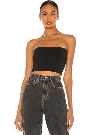 Susana Monaco Strapless Crop Top in . Size XS, S, M.