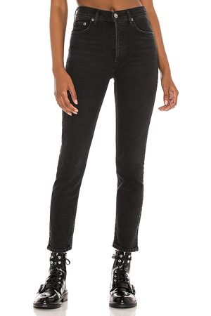 AGOLDE Nico High Rise Slim in . Size 25, 26, 27, 29, 30, 32, 33.