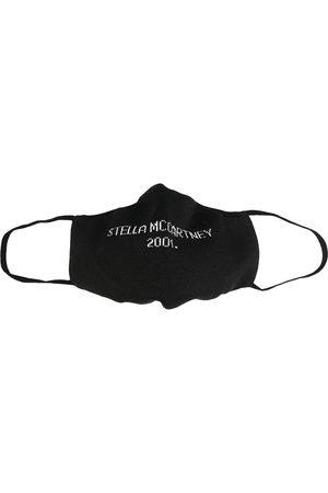 Stella McCartney Maske mit Logo