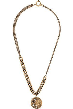 Acne Studios Halskette mit Münzanhänger