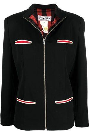 Jean Paul Gaultier Pre-Owned Jacke mit Stehkragen