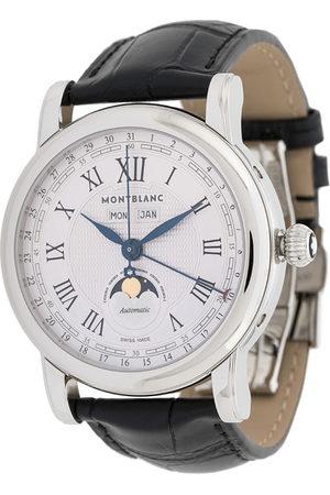 Montblanc Star Steel Moonphase' Armbanduhr, 44mm