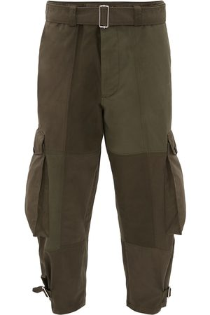 J.W.Anderson Belted cargo trousers