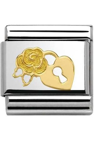 Nomination Anhänger - Composable Classic La Vie en Rose - Rose und Schloss - 030162/21