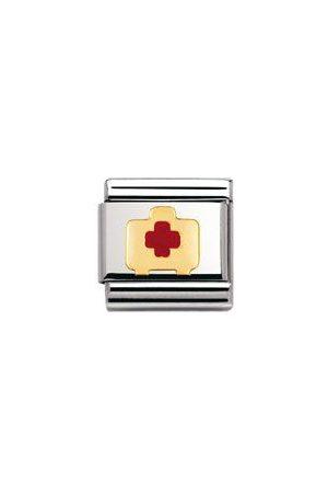 Nomination Koffer - Classic - DAILY LIFE Edelstahl, Email und 18K-Gold (Erste-Hilfe-Koffer)