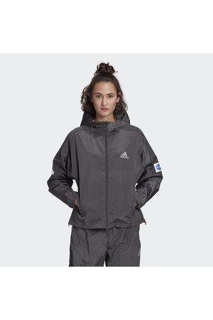 adidas Damen Jacken - Sportswear Crop Windbreaker
