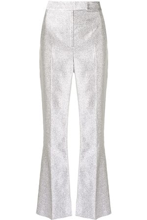 3.1 Phillip Lim Hose im Metallic-Look