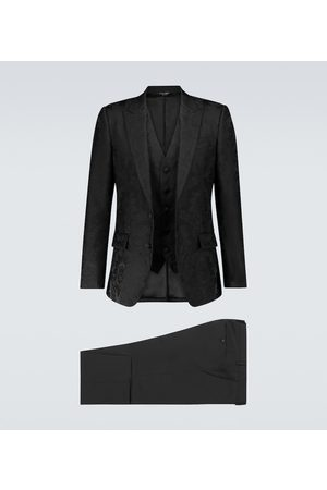 Dolce & Gabbana Exklusiv bei Mytheresa – Anzug aus Jacquard