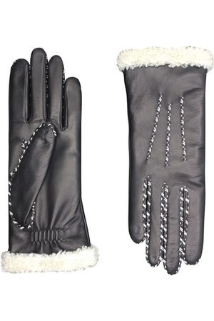 AGNELLE Damen Handschuhe - Marie-Louise Taktil mit Futter aus Alpaka