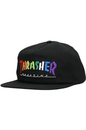 Thrasher Caps - Rainbow Mag Embroidered Cap