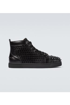 Christian Louboutin Sneakers Louis Spikes