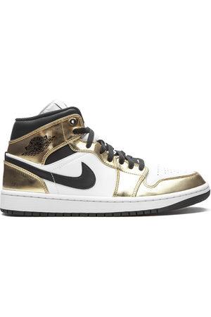 Jordan Herren Sneakers - Air 1 Mid SE Metallic Sneakers