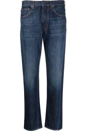 Totême Mid-rise flared denim jeans