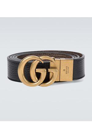 Gucci Wendbarer Gürtel aus Leder