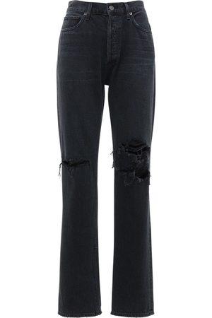 "AGOLDE Tief Sitzige Gerade Jeans ""lana Jean"""
