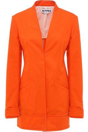 SUNNEI Einreihiger Workwear-blazer