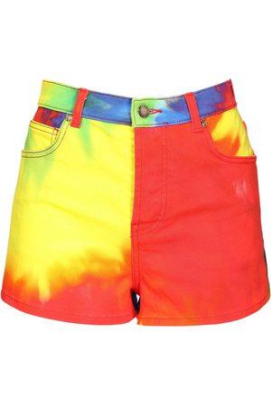 ALEXANDRE VAUTHIER Damen Shorts - Shorts Aus Baumwolldenim
