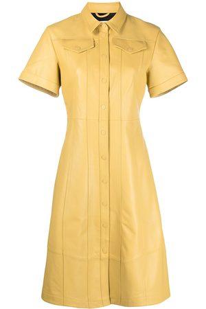 PROENZA SCHOULER WHITE LABEL Hemdkleid in A-Linie