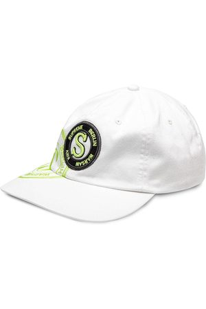 Supreme Hüte - Baseballkappe mit Stempeln