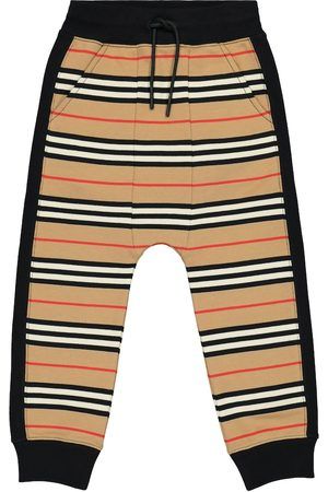 Burberry Jogginghose Icon Stripe aus Jersey