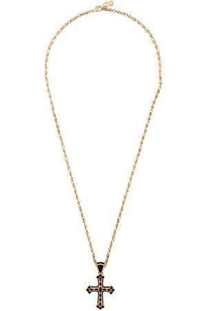Dolce & Gabbana Halskette mit Kreuzanhänger