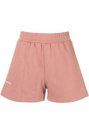 GOODIOUS Shorts mit Logo
