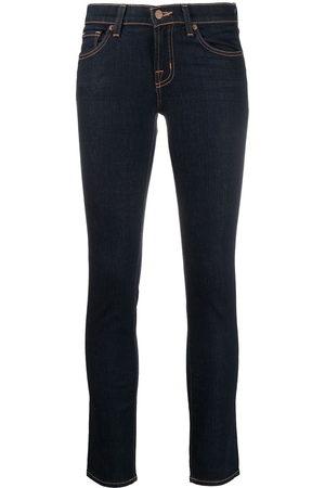 J Brand Tief sitzende Skinny-Jeans