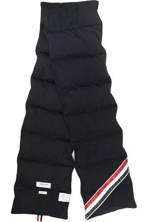 Thom Browne Gefütterter Schal mit RWB-Streifen