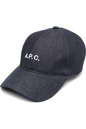 A.P.C. Baseballkappe mit Print