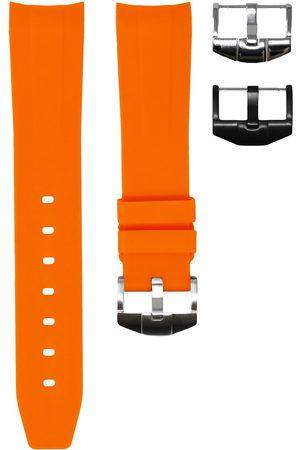 HORUS WATCH STRAPS Uhrenarmband mit Dornschließe 20mm