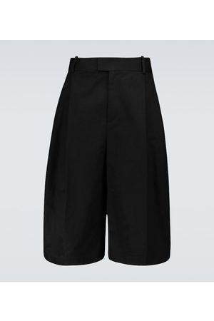 Bottega Veneta Bermuda-Shorts aus Baumwolle
