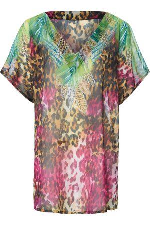 NATURANA Tunika Kimono-Halbarm pink