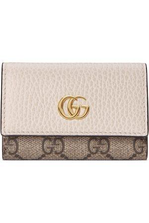 Gucci GG Marmont Schlüsseletui aus Leder